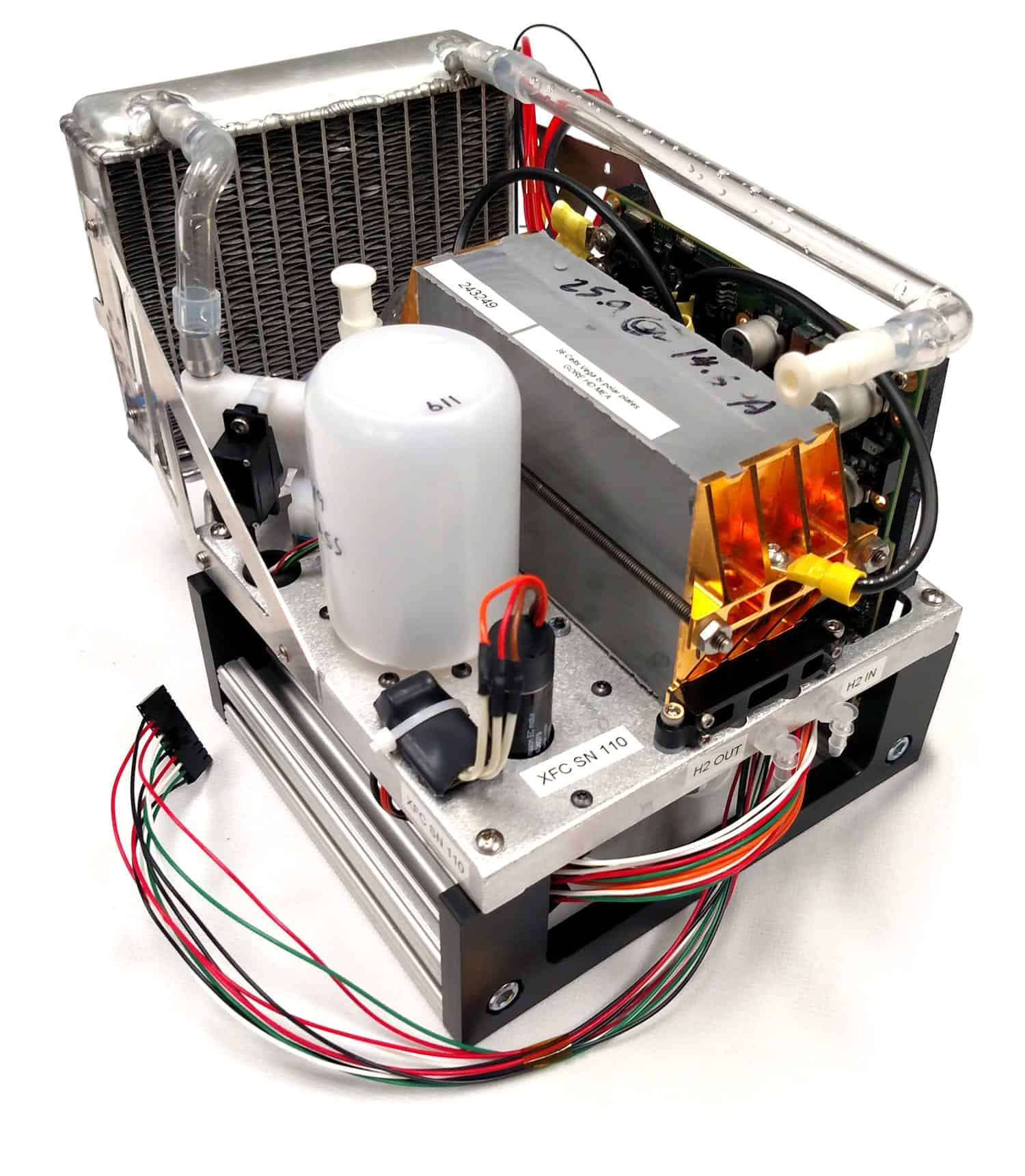 Fuel Cell Propulsion System for UAV | Unmanned Systems