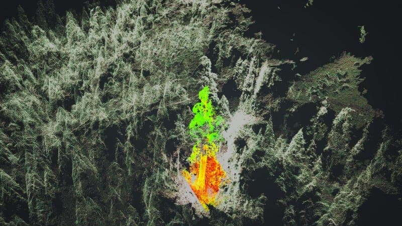 Pix4D and Parrot Drones Create 3D Multispectral Images of National