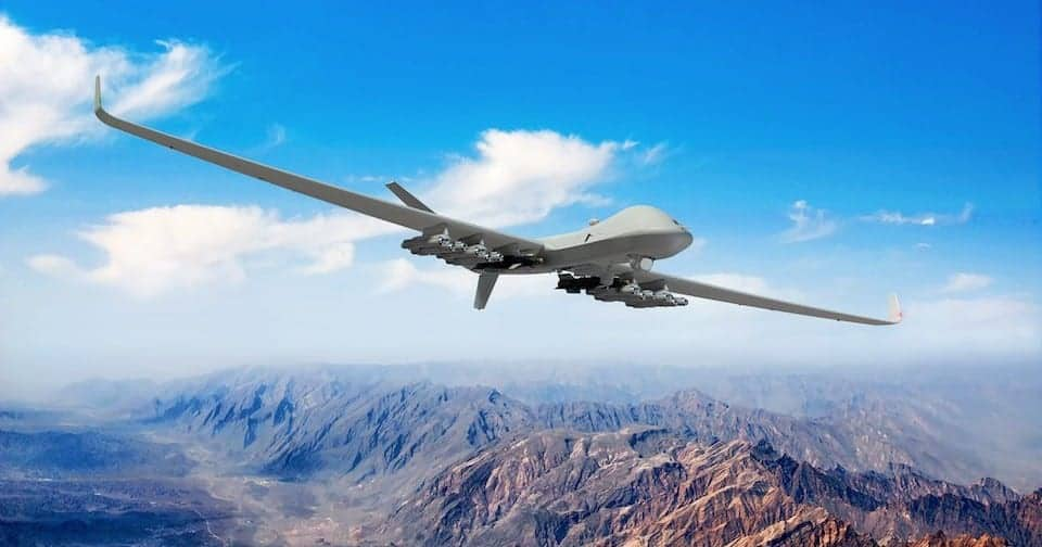 'Protector' Remotely Piloted Air System