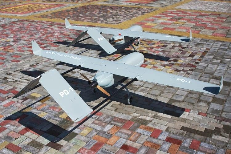 UKRspecsystems PD-1 UAV