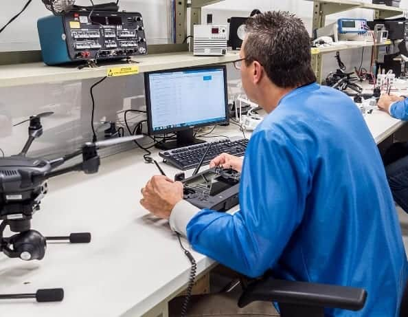 New Facility Offers US-wide Professional Drone Repairs | Unmanned