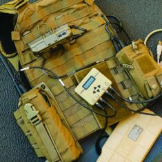 Vest-Mounted Power Management System