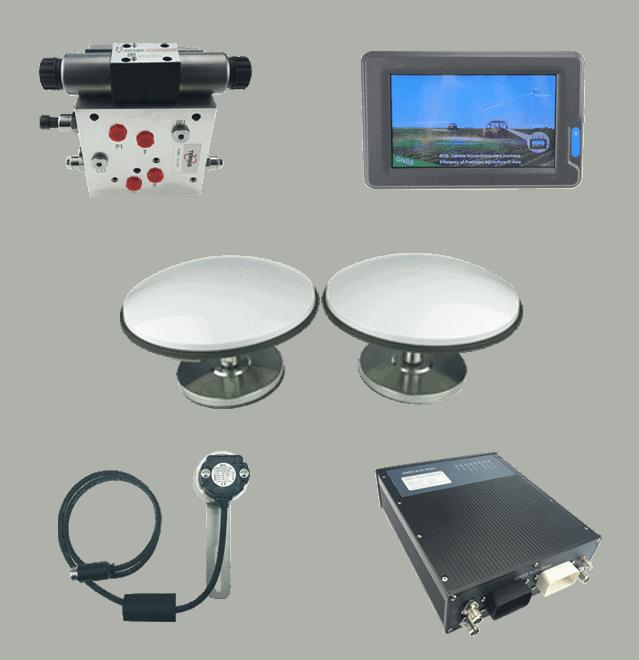 AG960 AutoSteer GNSS Autopilot