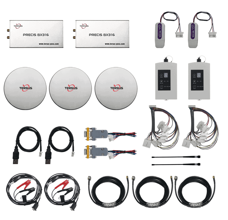 BX316 High-End Radio (HRS) Kit