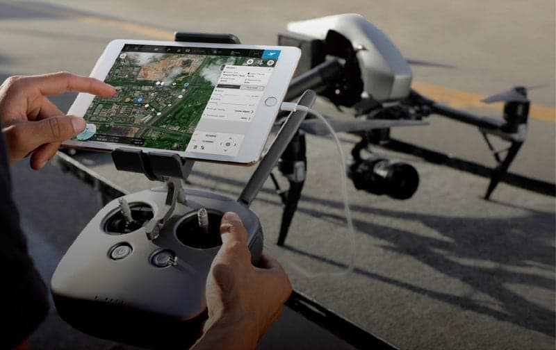 DJI Introduces Drone Flight Planning App and New Accessories