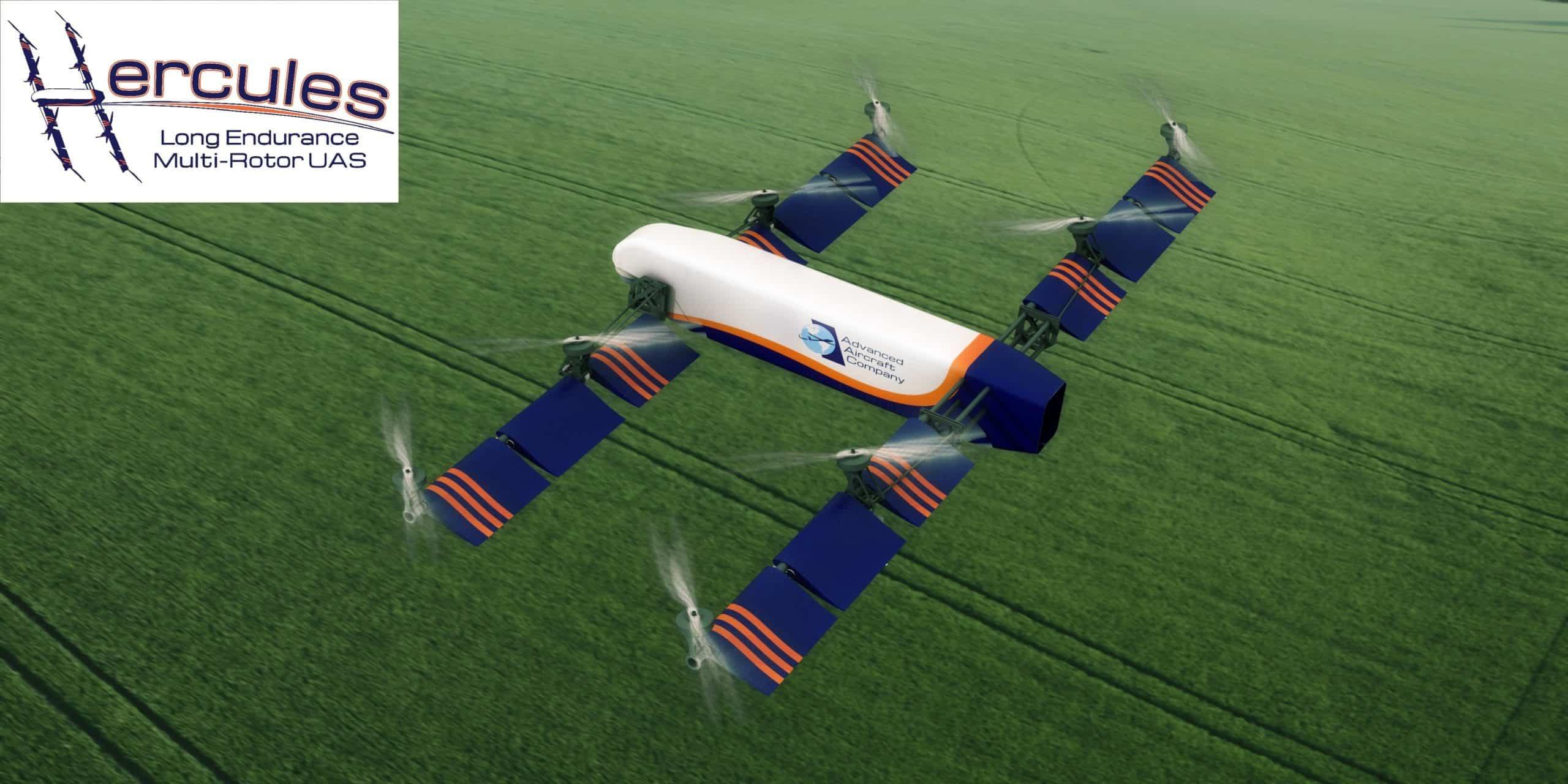 Hercules VTOL UAS