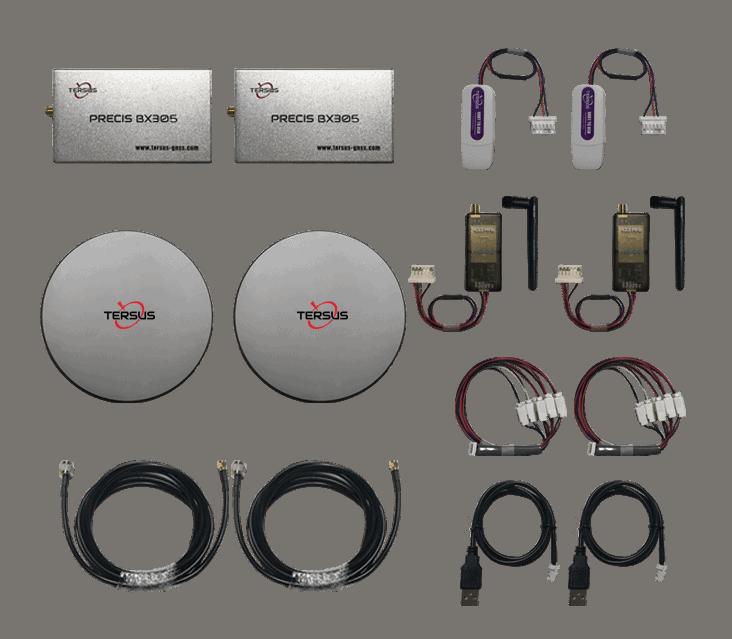 Precis-BX305 GNSS RTK Kit