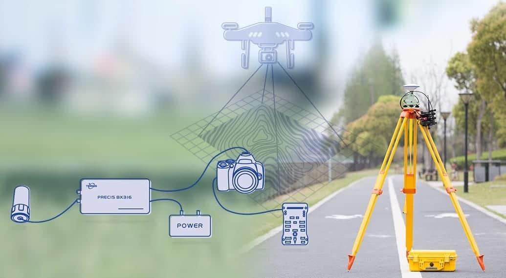 Tersus UAV PPK Solution