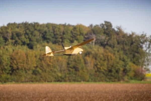 Thales Spy'Ranger UAV