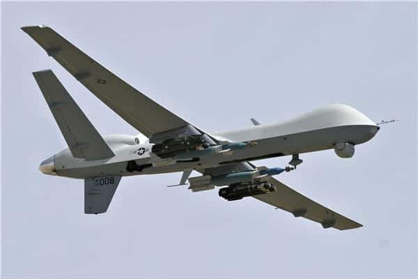 US Air Force MQ-9 Reaper