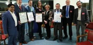 microdrones Best Drone Manufacturer Award