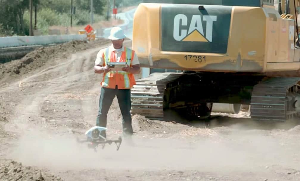 Airware to Provide On-Site Drone Solutions to Caterpillar Dealers