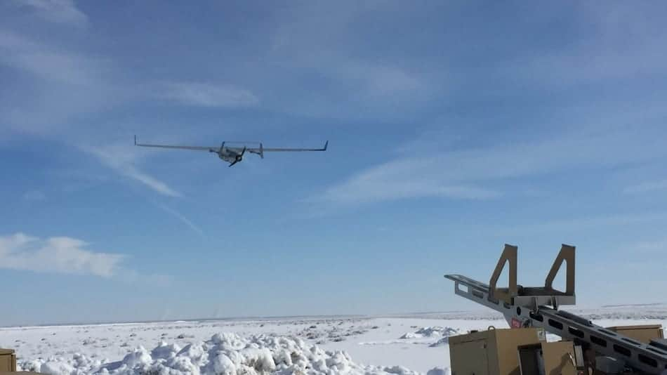Insitu Integrator small tactical unmanned aircraft