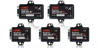 LORD 3DM-GX5 inertial sensors