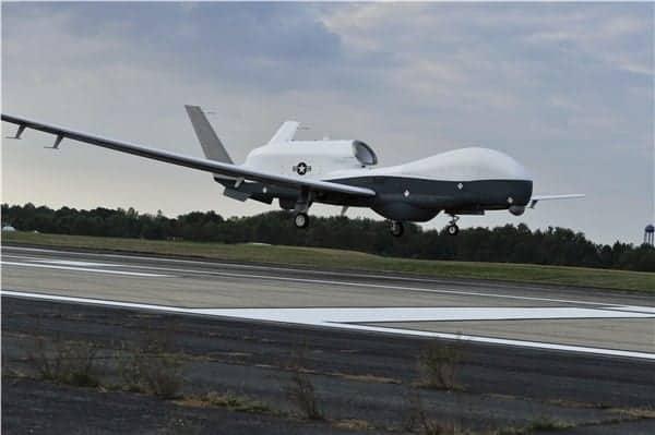 MQ-4C Triton UAS