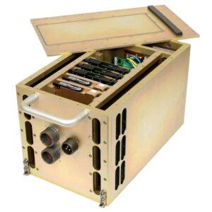 3U VPX ARINC404 System