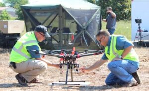 Commercial UAV Services