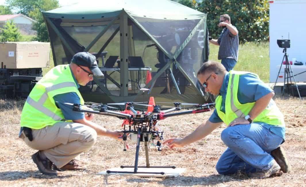 Commercial UAV Services