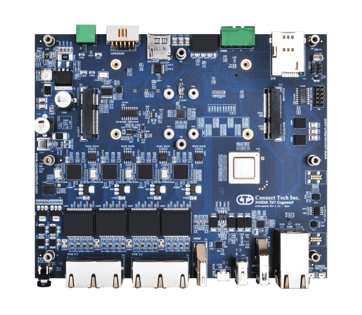 Connect Tech Announces New Computer Vision Carrier Boards