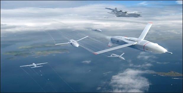 DARPA Gremlins UAS Carrier