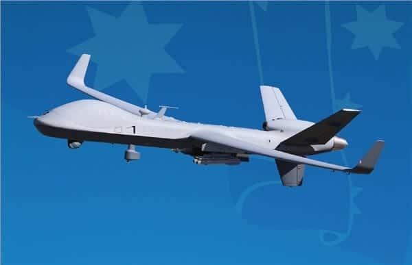 General Atomics Reaper UAS