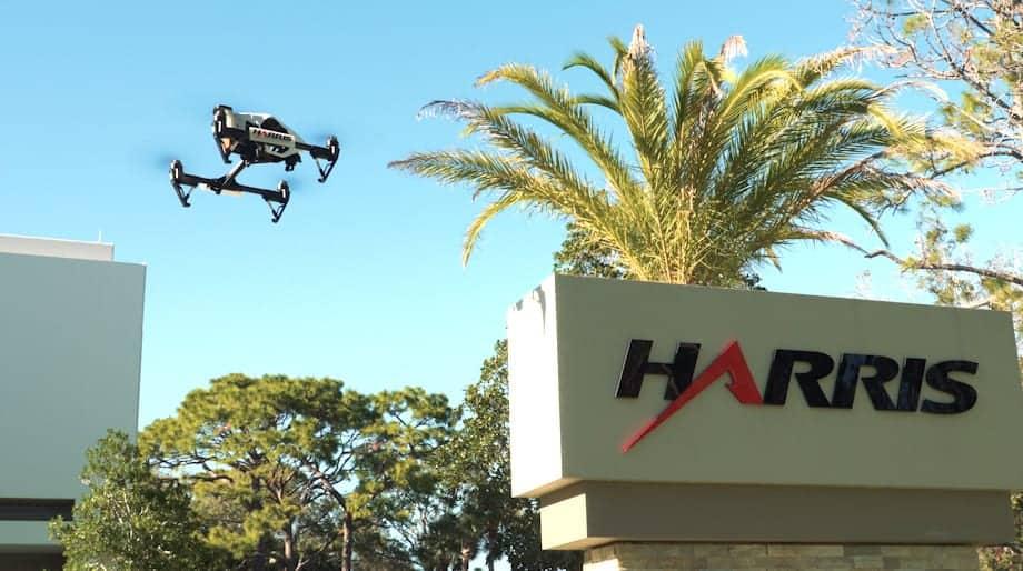 Harris Corporation drone