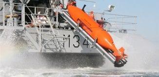Kongsberg Maritime AUV