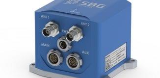 SBG Systems Ekinox 2 sensor