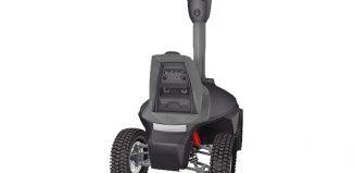 SMP Robotics S5 HD Security Robot