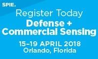 SPIE Defense + Commercial Sensing