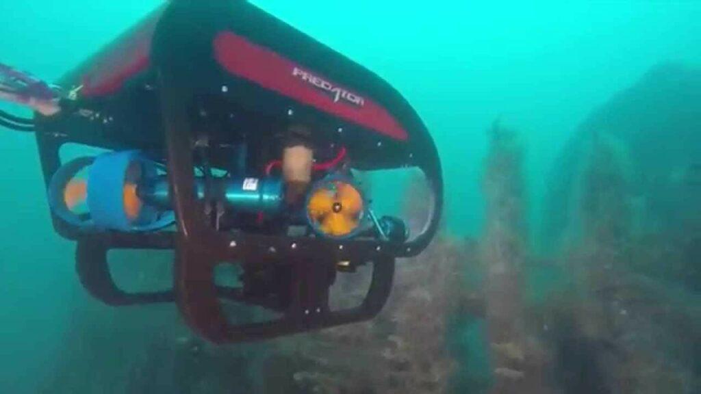Seatronics Predator II ROV