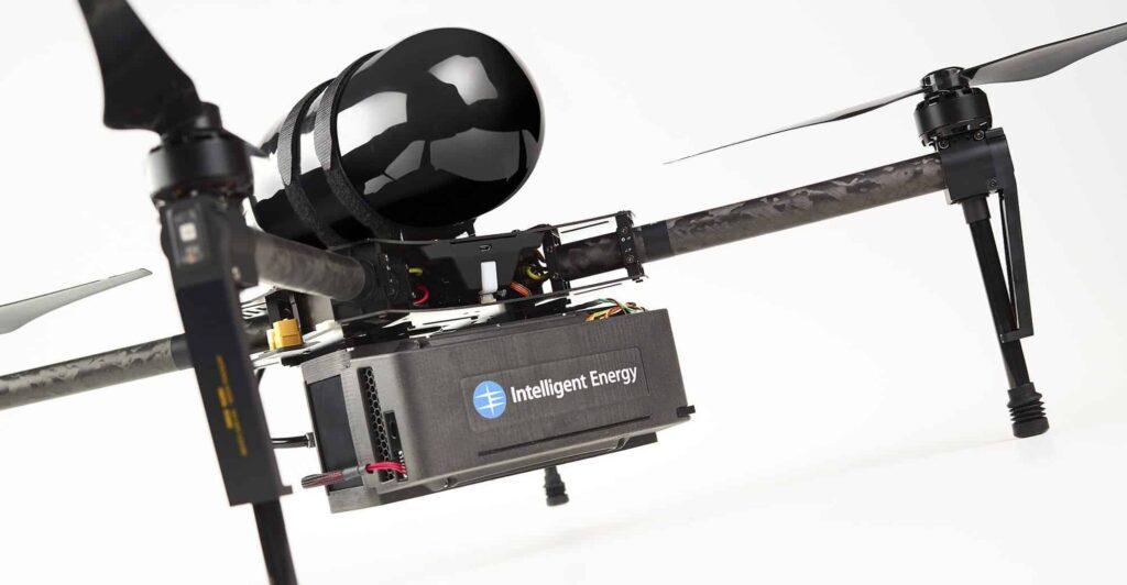 UAV Fuel Cell Power