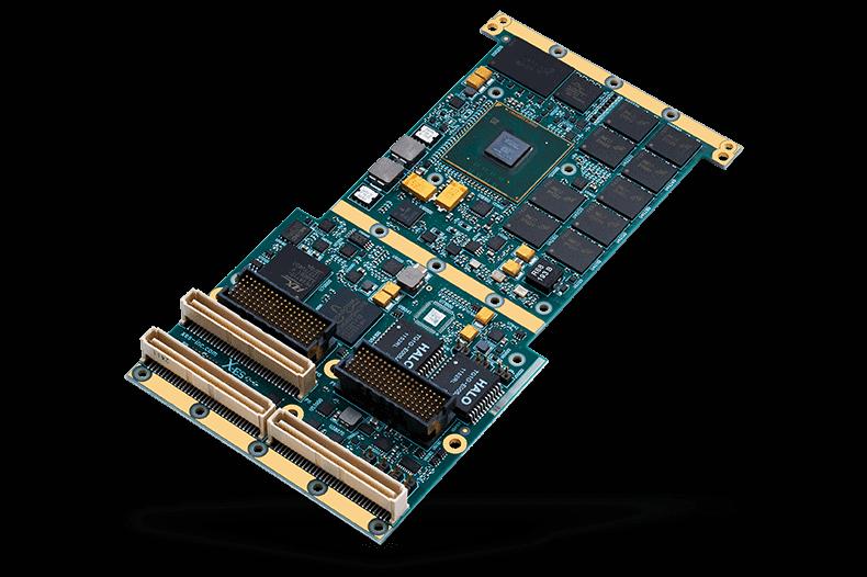 X-ES XPedite6101 XMC PMC Mezzanine Module