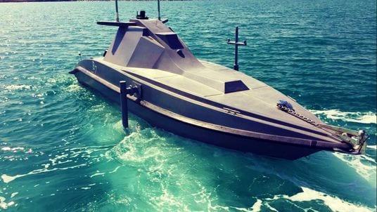B Series USV Unmanned Boat
