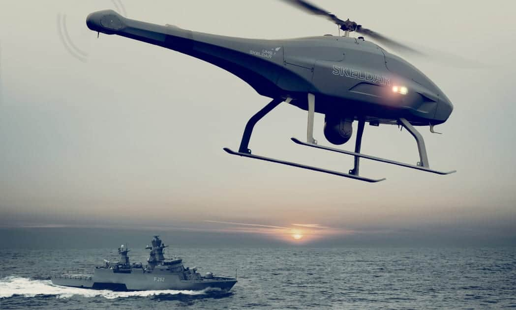 Coastal Security Drone Solutions