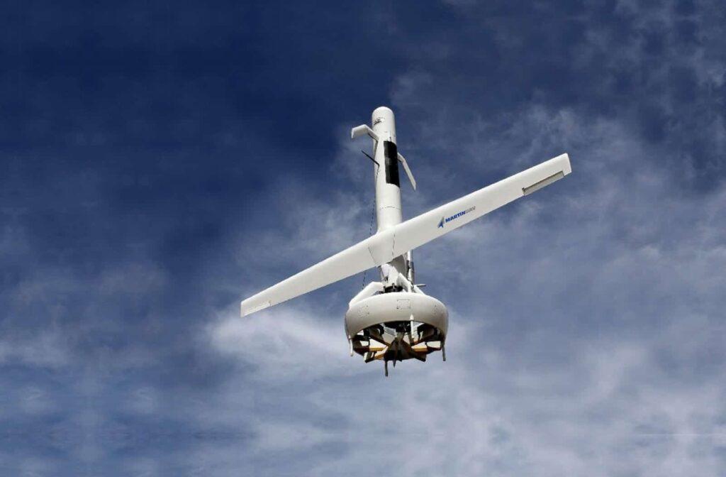Hirth Motors Has Developed A New Propulsion System For Martinuav S V Bat Transitional Vertical Take Off And Landing Vtol Unmanned Aircraft