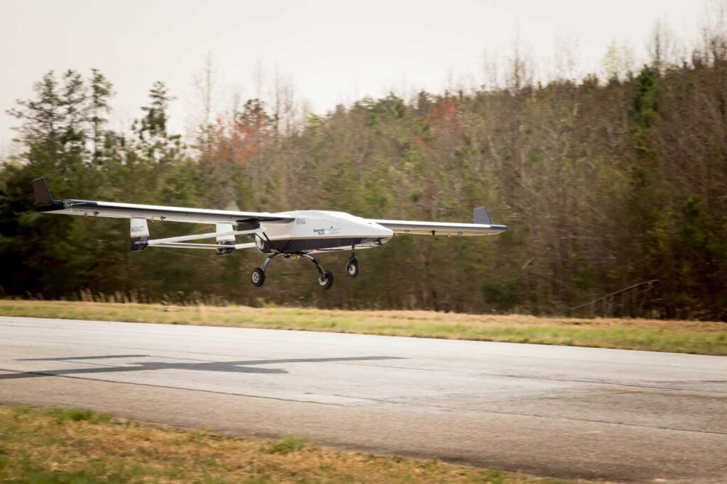 NAVMAR TigerShark UAV