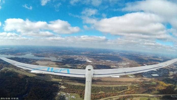 NRL Solar-Soaring UAV