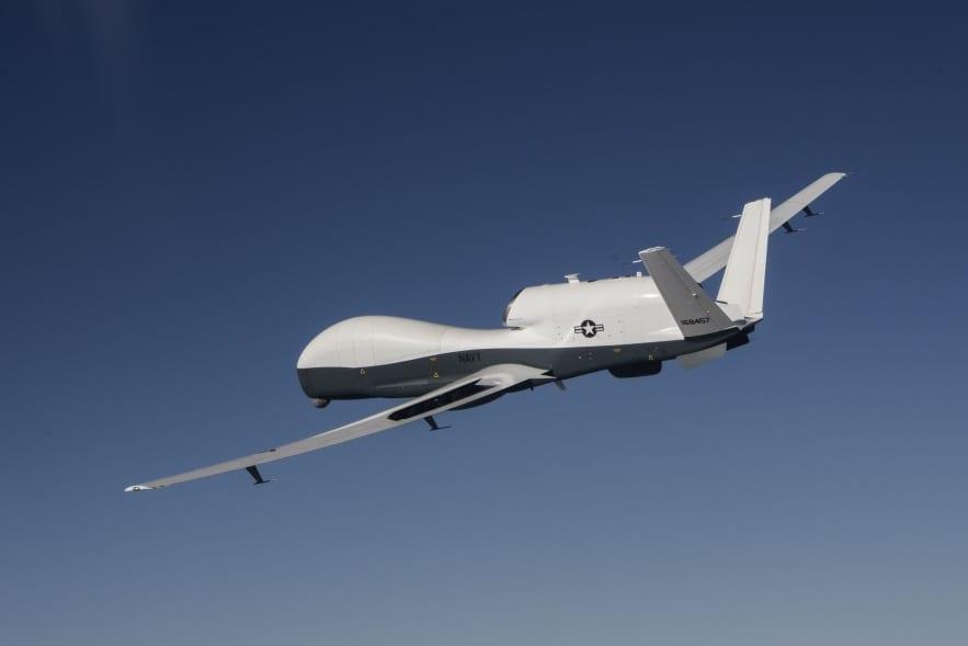 Northrop Grumman Successfully Tests Mq 4c Triton Uas