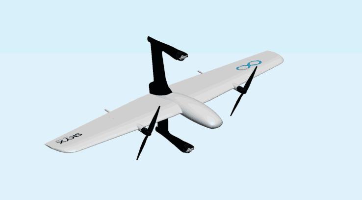 SkyX SkyOne drone