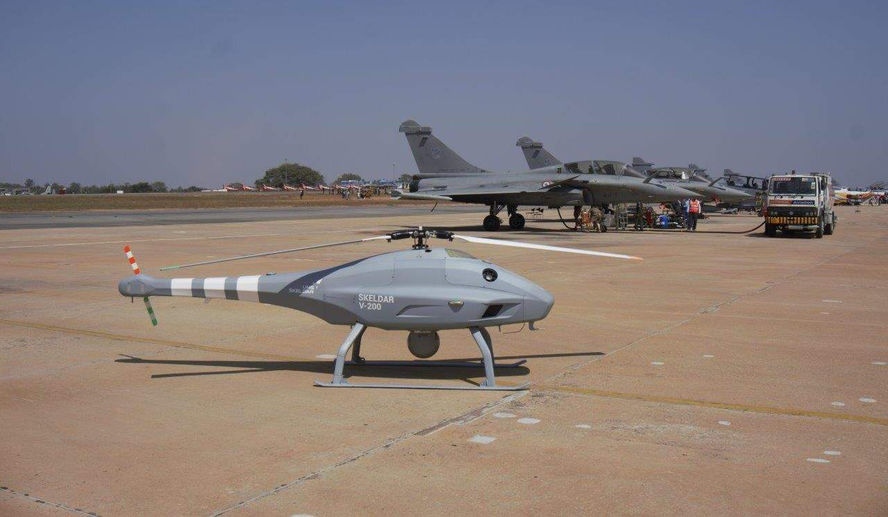UAS Military Security Solutions