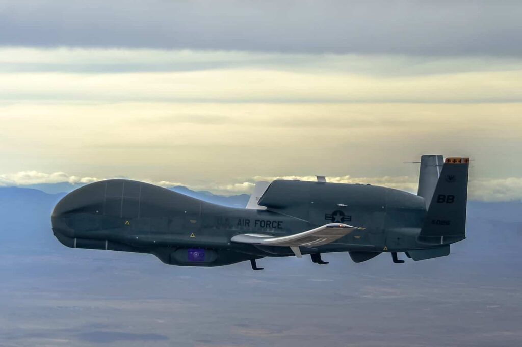 US Air Force Global Hawk