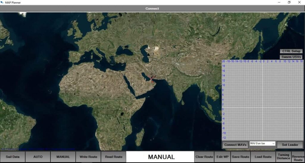 USV Navigation Software