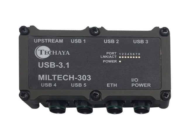 MILTECH 303 USB Hub