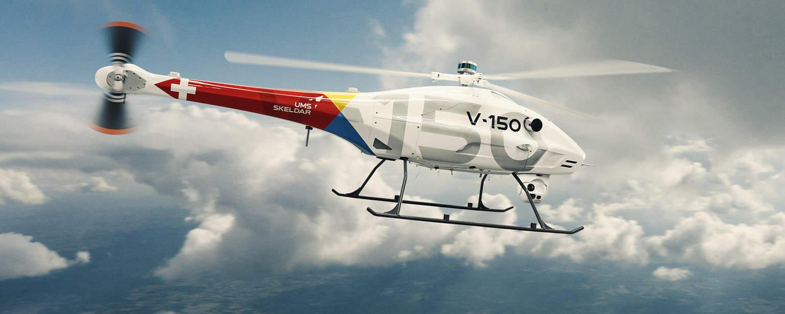 SKELDAR V-150 VTOL Drone