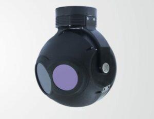 UAV Vision CM123 3-Axis Gimbal
