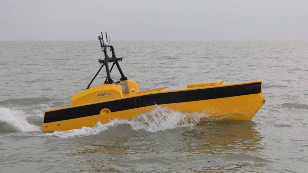 ASV Global unmanned surface vessel