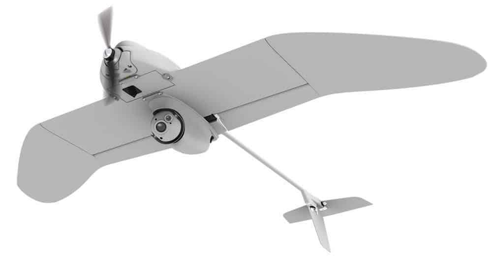 AeroVironment Wasp AE sUAS