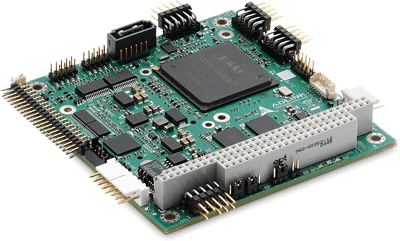 CM1-86DX3 PC104 Rugged SBC for UAVs and Robotics