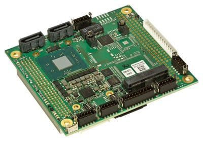 CM3-BT4 PCI-104 Rugged SBC for UAVs and Robotics